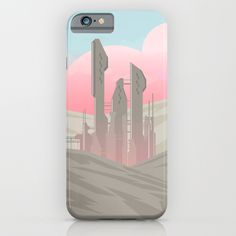 Mountain City iPhone & iPod Case by NothingAD  | Society6