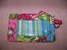 Zip ID Case with Key Ring pdf Pattern Tutorial by civilwarlady, $8.75