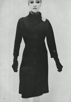 Givenchy A/H 1962-63.