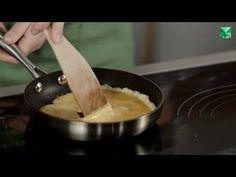 (4) Hvordan lage omelett | MatPrat - YouTube