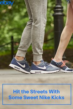 They're cool, they're versatile, and will carry you through running laps or running to the store; there's truly a Nike shoe for everything. From Air Max to high top and every design in between, these kicks rules the street fashion and athleisure scenes. Give your outfits that extra edge and check out our awesome variety of styles.