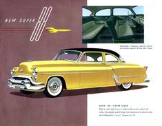 1953 Olds