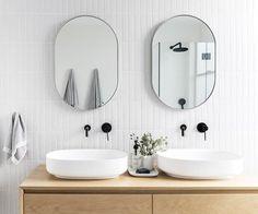 60 Gorgeous Bathroom Countertops Ideas That Make Your Bathroom Look Elegant - Millions Grace Small Bathroom Vanities, Bathroom Fixtures, White Bathrooms, Small Bathrooms, Small Vanity, Bathroom Lighting, Bathroom Goals, Bathroom Layout, Paint Bathroom