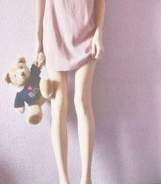 At least Teddy loves me Skinny Motivation, Diet Motivation, Skinny Inspiration, Pretty Anime Girl, Thinspiration, Skinny Legs, Skinny Girls, At Least, Health Fitness