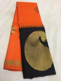 Kanjivaram Sarees, Kanchipuram Saree, Big Broder, South Indian Sarees, Wedding Silk Saree, Saree Trends, Traditional Sarees, Pure Silk Sarees, Gold Print