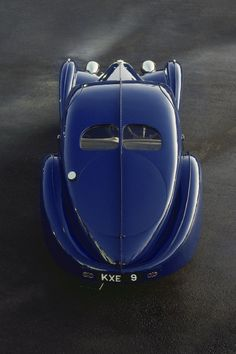 1936 Bugatti Type 57SC Atlantic Coupe                                                                                                                                                                                 More