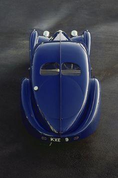 1936 Bugatti Type 57SC Electron Atlantic Coupe