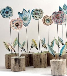 1 million+ Stunning Free Images to Use Anywhere Ceramics Projects, Clay Projects, Clay Crafts, Arts And Crafts, Ceramic Flowers, Clay Flowers, Ceramic Clay, Ceramic Pottery, Creation Deco