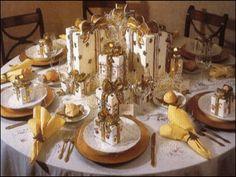 South Shore Decorating Blog: Top Christmas Table Ideas (2012) Part 1