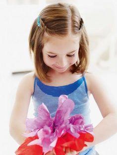 12 peinados adorables y rápidos para niña 6