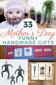 Mothers Day Crafts For Kids, Diy Mothers Day Gifts, Funny Mothers Day, Happy Mothers Day, Gifts For Mom, Craft Gifts, Diy Gifts, Handmade Gifts, Fun Ideas