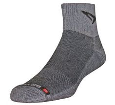 Drymax Men's / Women's Lite Trail Run 1/4 Crew Socks, BLACK, Large by Drymax. $11.00. 3D advanced fit. Active odor control with the MicroZap® silver antimicrobial. Extra Protection from the Double Welt Top and Shoe Seal extra padding. Seamlessly smooth and dry on the inside. ? 3D advanced fit - Drymax's 5 sizes of socks fit because they were developed on special 3D foot-shaped models. ? Anti-Blister System - Drymax Socks prevent blisteres because they are seamlessly smooth & sta...