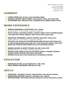 Copy And Paste Resume Template Resumeexecutive Level Resume 1 Resume Functional Executive Resume