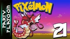 Party Platoon | Pixelmon: Gold/Silver (#21) Lake Of Rage Is Actually A V...
