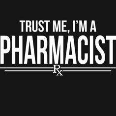 Trust Me I'm A Pharmacist T-Shirt Funny Pharmacy Novelty Humor Gift Tee Shirt Tshirt Mens Womens Kids S-3XL 117 kr