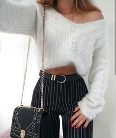 Shared by ava. Find images and videos about fashion, black and white on We Heart It - the app to get lost in what you love.