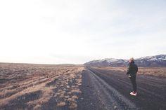 Fields of Lyngdalsheiði, Iceland