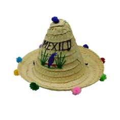 be0b9aa01ec8d Toddler Sombrero Hat with Chin Cord - Texas Gold Hats