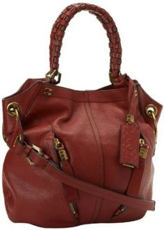 orYANY Handbags Women's Gwen Shoulder Bag, Brick [ from $329.99] #handbag