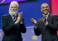 US-Talker David Letterman feiert nächste Woche Fernseh-Comeback : Nachrichten Holzminden