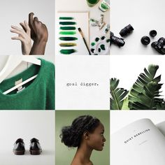 Hogwarts house aesthetics // normal and minimal Instagram Frame, Instagram Design, Instagram Story Ideas, Best Instagram Feeds, Minimal Photography, Slytherin Aesthetic, Creative Pictures, Character Aesthetic, Grid