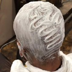 Check out more easy finger waves hairstyles on our channel. Natural Hair Short Cuts, Edgy Short Hair, Short Hair Cuts, Natural Hair Styles, Finger Waves Tutorial, Finger Waves Short Hair, Short Hair Designs, Quick Weave Hairstyles, Bald Hair