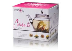 Blooming teaset - I have the Tupperware version, super awesome too watch.