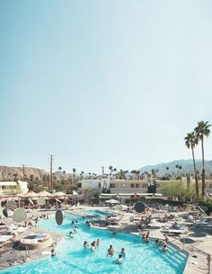 ace hotel | palm springs | by anis + dax