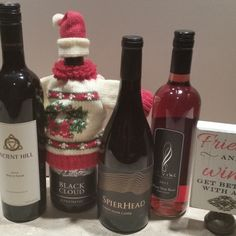 BC Wine Holiday Favorites
