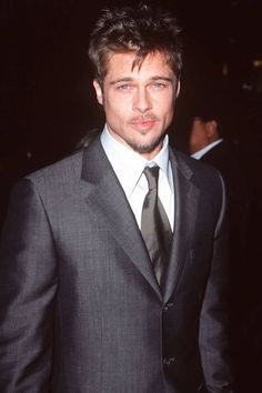 The 25 hottest men of all time: Brad Pitt