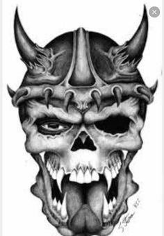 viking skull design tattoo pinterest skull design vikings and tattoo. Black Bedroom Furniture Sets. Home Design Ideas