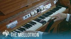 The Mellotron: A Keyboard with the Power of an Orchestra (1965) | British Pathé - YouTube