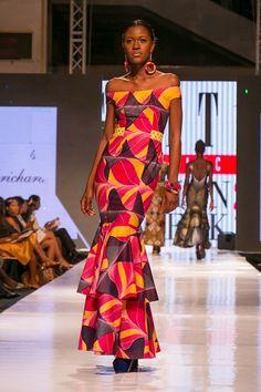 Glitz Africa Fashion Week 2014 – Sarah Richards - Pagnifik