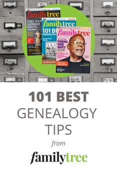 Boost your research with the top family history research tips from our archives.