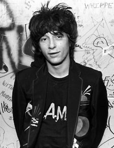Johnny Thunders. Like A Mother... you get it by now.