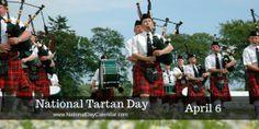 National Tartan Day April 6