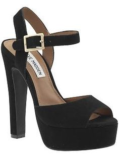 the best things in life come from Steve Madden... and those things are shoes
