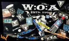 Wacken Open Air (W:O:A) 2015 26 years louder than   #HBLS