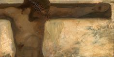 Though He Were Dead, Yet Shall He Live by J Kirk Richards Paintings Of Christ, Jesus Painting, Religious Paintings, Catholic Religion, Catholic Art, Religious Images, Religious Art, Christian Artwork, Jesus Pictures
