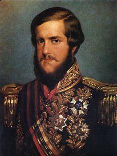 Dom Pedro II   Local e data de nascimento: Paço de São Cristóvão (Quinta da Boa Vista) - Rio de Janeiro às 2:30 da madrugada do dia 2 de de...