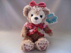 New Disney 2014 Spring Voyage Shellie May Bear Plush TDS Japan Exclusive Duffy | eBay