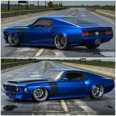 Great Mustang