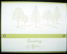 A clean simple elegant card & even tho they're not my words for this card, they are the right words... Lovely