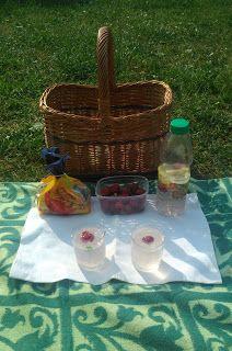 W siódmym niebie - blog kulinarny: Pierwszy piknik w sezonie wiosenno-letnim! Picnic, Basket, Blog, Picnics, Picnic Foods