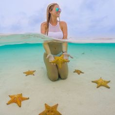 San Blas Seastar - Panama..... another place I will dream that I end up this summer!