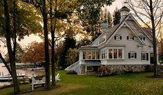 lakeside cottage <3
