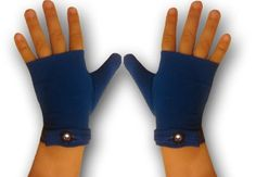 Glovey Huggey ~ Royal Blue ~ Gloves to help stop thumb sucking $29.99