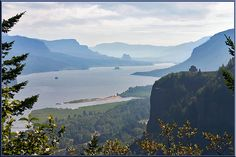 Columbia River Valley. OR/WA