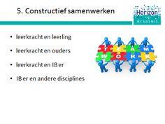 Training HGW: we gaan aan de slag met uitgangspunt 5 'Constructief samenwerken'