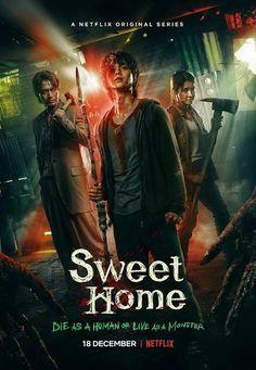 Drama Film, Drama Series, Tv Series, Korean Drama List, Korean Drama Movies, Netflix Horror, Lee Jin Wook, Netflix Dramas, Sweet Home